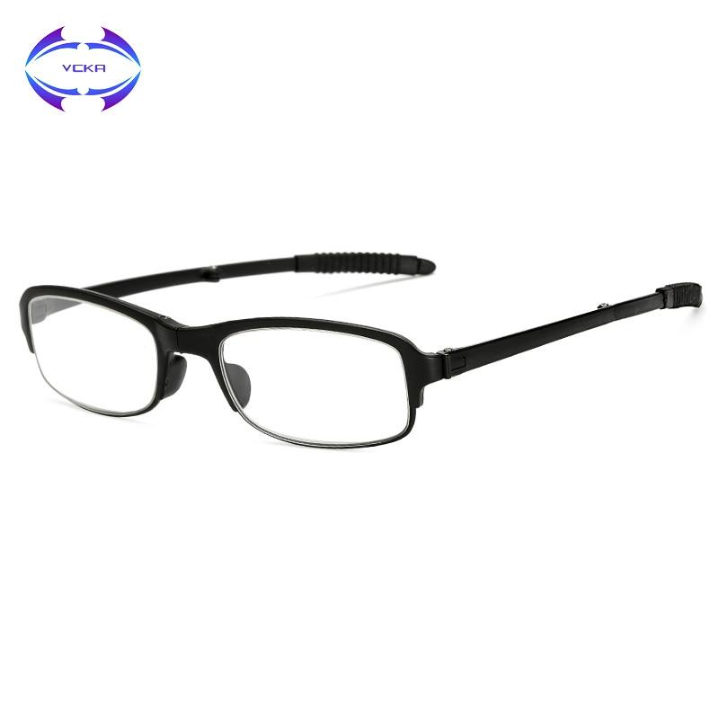 Offen Vcka Unisex Folding Lesebrille Tr90 Ultraleicht Brillen 1,0 2,0 3,5 1,5 4,0 Frauen Männer Brillen GroßE Auswahl; 2,5 3,0