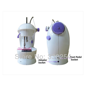 Image 5 - Hot Selling Electric Kids Sewing Machine Household  Garment Domestic DIY Sartorially Children Clothing mini Sewing machine