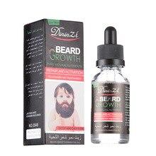 New 100% Natural Organic Men Growth Beard Oil Beard Wax Balm