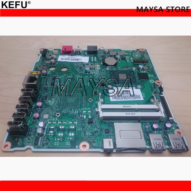 KEFU 00XG064 Motherboard Fit for Lenovo IdeaCentre AIO 300-23ACL MainBoard 6050A2741901 with A4 CPU зарядное устройство для аккумуляторов goodchoice gopro hero 5 6 7