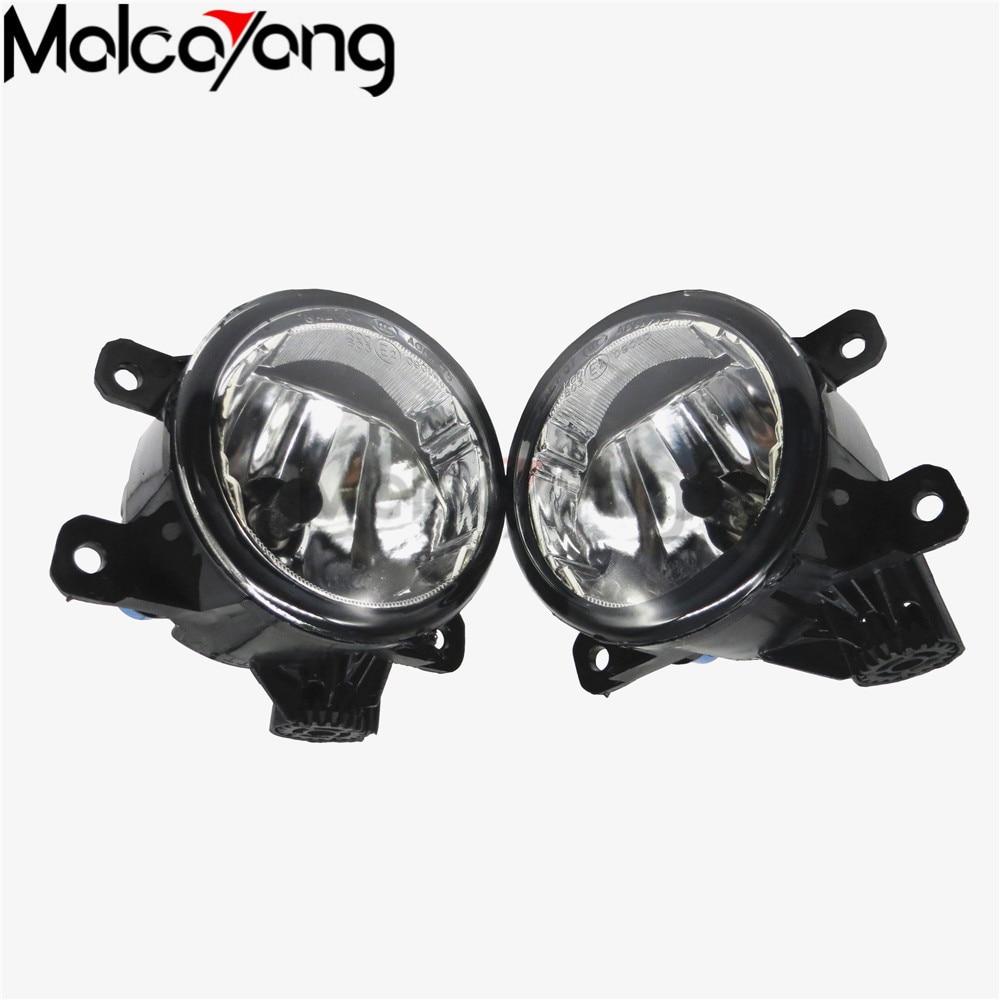 2 Pcs/Set Car-styling CCC 12V 55W DRL Fog Lamps Lighting For Citroen C3 C4 C5 C6 C-Crosser JUMPY Xsara Picasso 2004-2012 car styling fog lights for bmw e64 2004 05 06 12 v 1 set