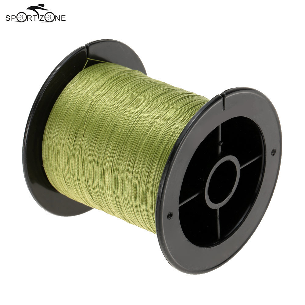 100m pe braided fishing line 4 strands cord 6lb 8lb 10lb for 20 lb braided fishing line
