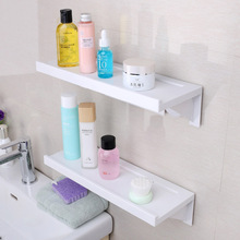 Amazing Plastic bathroom Shell Sucker Tool Bracket Storage Rack High Quality Bathroom storage rack