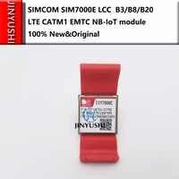 2PCS/LOT SIMCom SIM7000E CAT-M/NBIoT SMT,SIM7000E LTE module with GPS GLONASS compatible with SIM900 and SIM800F
