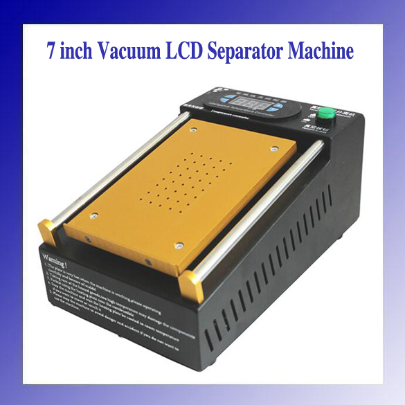 High Quality Vacuum LCD Separator Machine Built-in Pump for Mobile phone LCD Refurbish high quality low price best service 90kpa vacuum membrane vacuum pump
