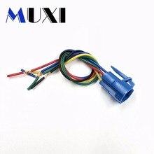 Металлический кнопочный переключатель, штепсельная лента 16 мм 19 мм 22 мм 25 мм 30 мм кнопочный разъем