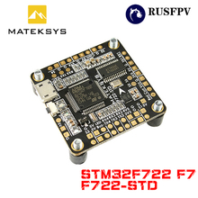 Matek F722-STD STM32F722 F7 Flight Controller Built-in OSD BMP280 Barometer Blackbox for RC FPV Racing Drone