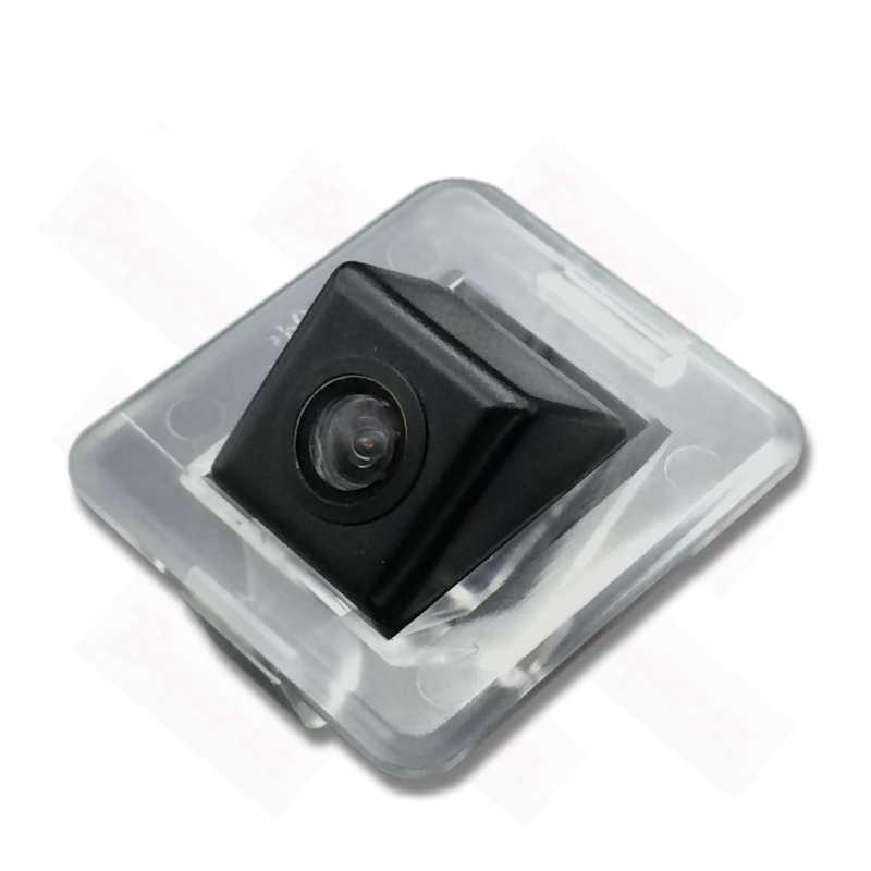 Untuk Mercedes Benz GLK200 GLK220 GLK250 GLK320 GLK350 Cerdas Dinamis Trek Rear View Reverse Backup Lintasan Kamera