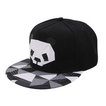f8bae74d26f 2018 Cartoon panda Adjustable Baseball Caps snapback casquette Hats For  youth Men Women Dance animal Cap