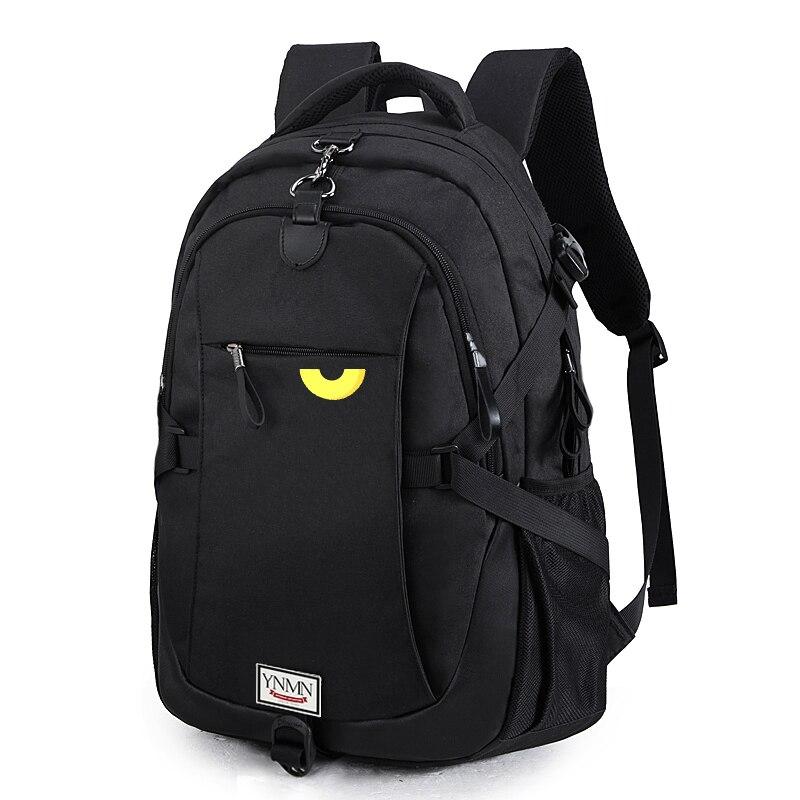 qianxilu Brand Laptop Backpack Men's Travel Bags 2018 Multifunction Rucksack Waterproof Black Computer Backpacks For Teenager