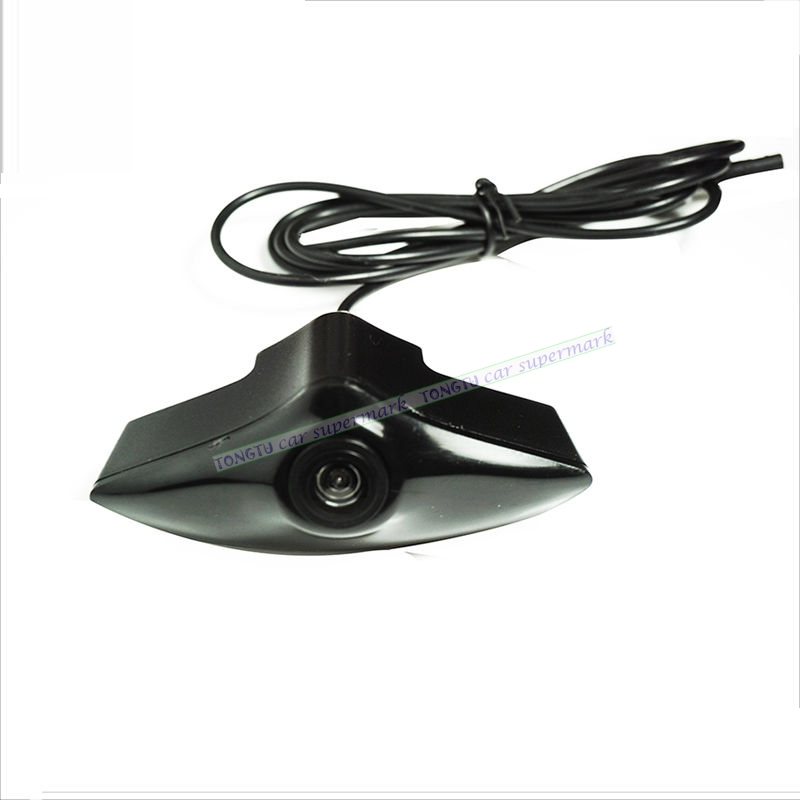 Přední kamera mazda cx 5 - CCD Car front view camera for Mazda CX-5 CX 5 Positive image waterproof Parking Camera Firm installation in the car logo