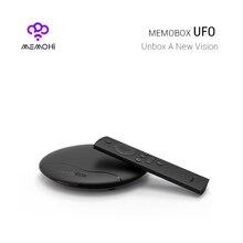 MEMOHi MEMOBOX UFO Android 6.0 Smart TV Box Amlogic Cortex-A53 Quad Core IPTV with OTA update BT4.0 Ultra HD 4K Media Player
