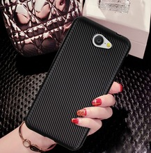 Kcatoon Soft Carbon Fiber Luxury TPU Case For General Mobile GM 6 Back Cover for General Mobile GM 6 Coque phone cases