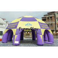 inflatable car tent,Removable Inflatable Dome Tents,Inflatable promotional trade show tents for event inflatable air tent