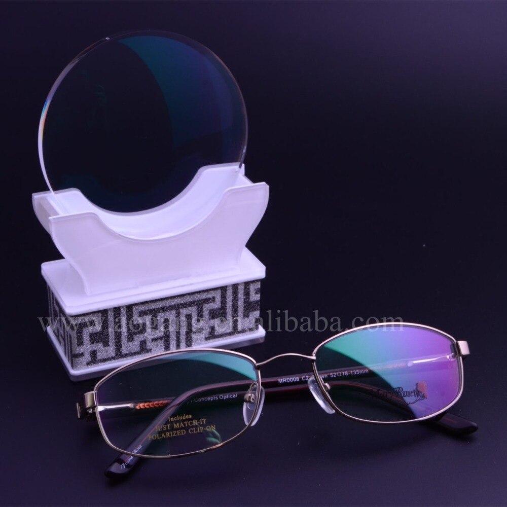 19336264e9 1.56 Blue cut photochromic film anti-reflection coating computer eyeglasses  lens for blue light blocking glasses