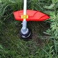 3 unids Desbrozadora Reemplazo Recortador Cabeza golpeó la cortadora de hierba corte máquinas de riego para la maquinaria agrícola