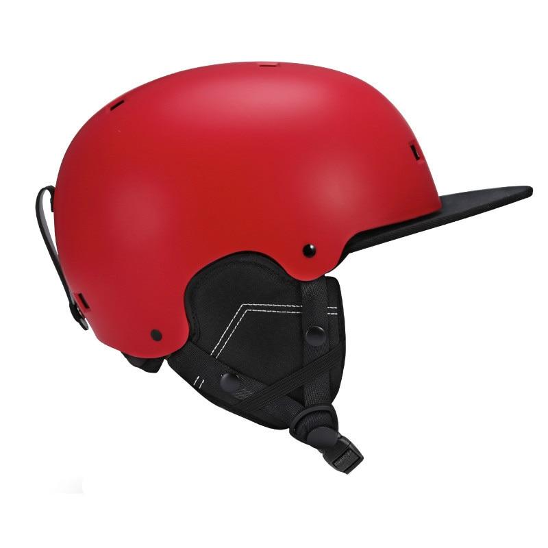 NANDN Professional Men Women font b Ski b font Helmet Integrally molded Snowboarding Helmet Roller Skating