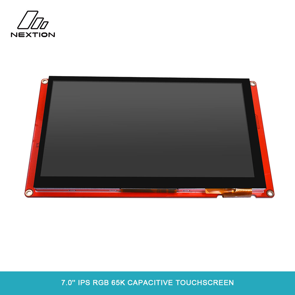 Image 4 - NEXTION 7.0'' Nextion Intelligent Series NX8048P070 011C HMI IPS RGB 65K Capacitive Touchscreen Display Module Without Enclosure-in LED Displays from Electronic Components & Supplies
