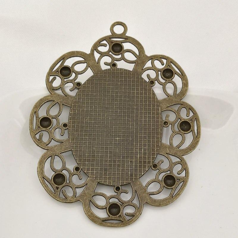 Crimp Abalorios cubre hallazgos Craft Abalorios Platinum 3.2 mm Latón 100 un