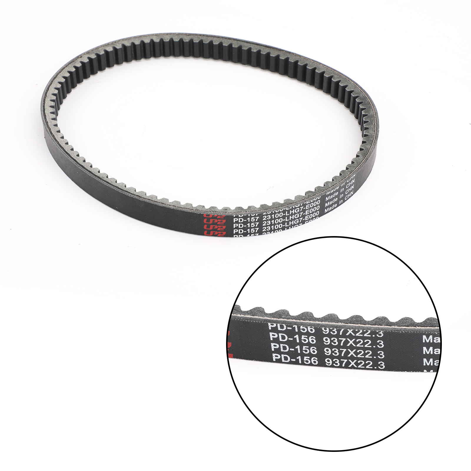 Areyourshop Motorcycle Drive Belt 920OC x 23W For <font><b>Kymco</b></font> <font><b>Grand</b></font> <font><b>Dink</b></font> <font><b>300</b></font> 12-17 Yager <font><b>300</b></font> 14-16 Scooter motorcycle accessorie image