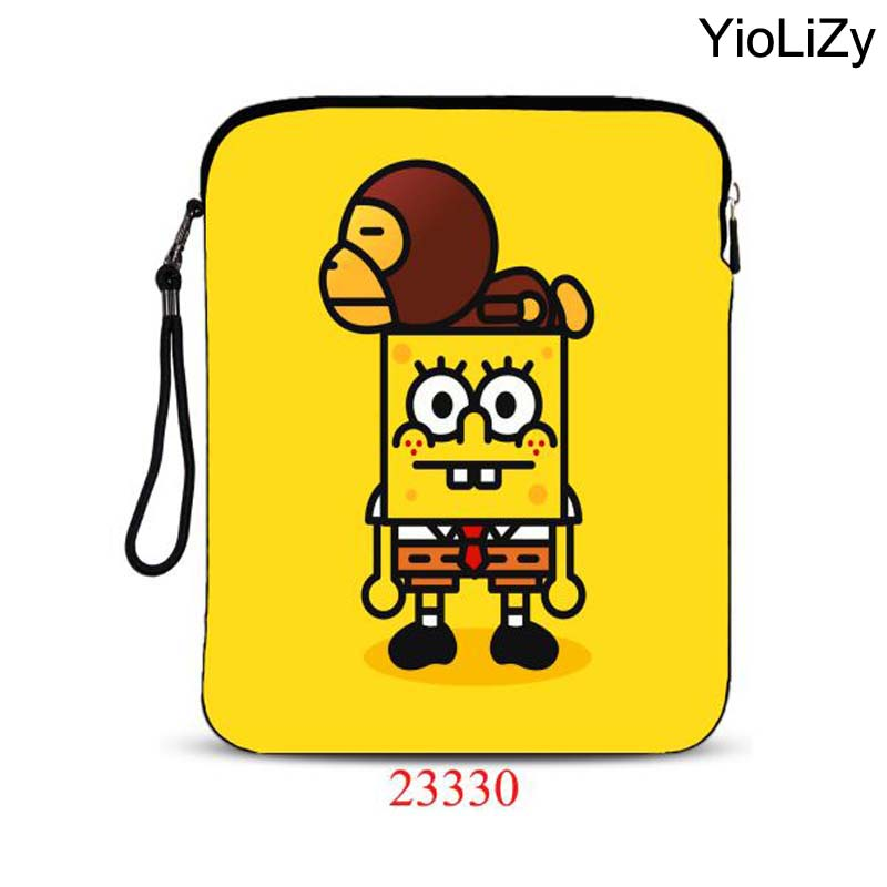 waterproof tablet Cover 9.7 10.1 inch laptop bag pouch waterproof notebook sleeve protective Case For lenovo yoga IP-23330 print batman laptop sleeve 7 9 tablet case 7 soft shockproof tablet cover notebook bag for ipad mini 4 case tb 23156