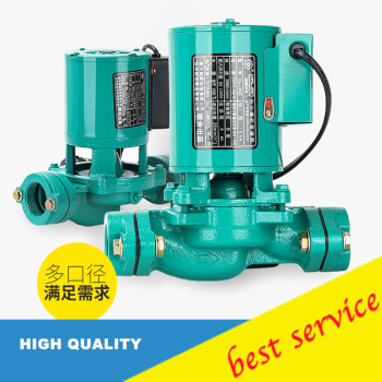 Hot Sale HJ-40E Cast Iron Household Booster Pumps Circulation Pumps