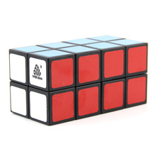 WitEden Unequal 2x2x4 Camouflage Magic Cube Professional Speed Puzzle 224 Cube Educational Toys for Children Intellectual