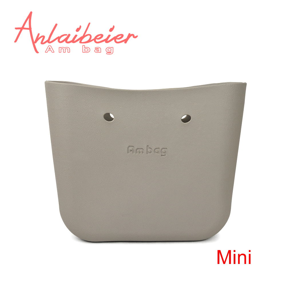 ANLAIBEIER Obag O Bag Style Mini Small Ambag Body Waterproof EVA Bag Women's Fashion Handbag Rubber Silicon Spare Parts