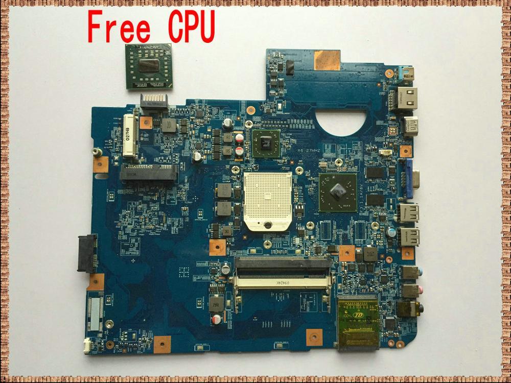 For ACER 5542 5542G Motherboard 48.4FN02.011 MBPQG01001 DDR3 Jlaptop Motherboard 09927-1 MBPQG01001 JV50-TR8 100% Tested Fully