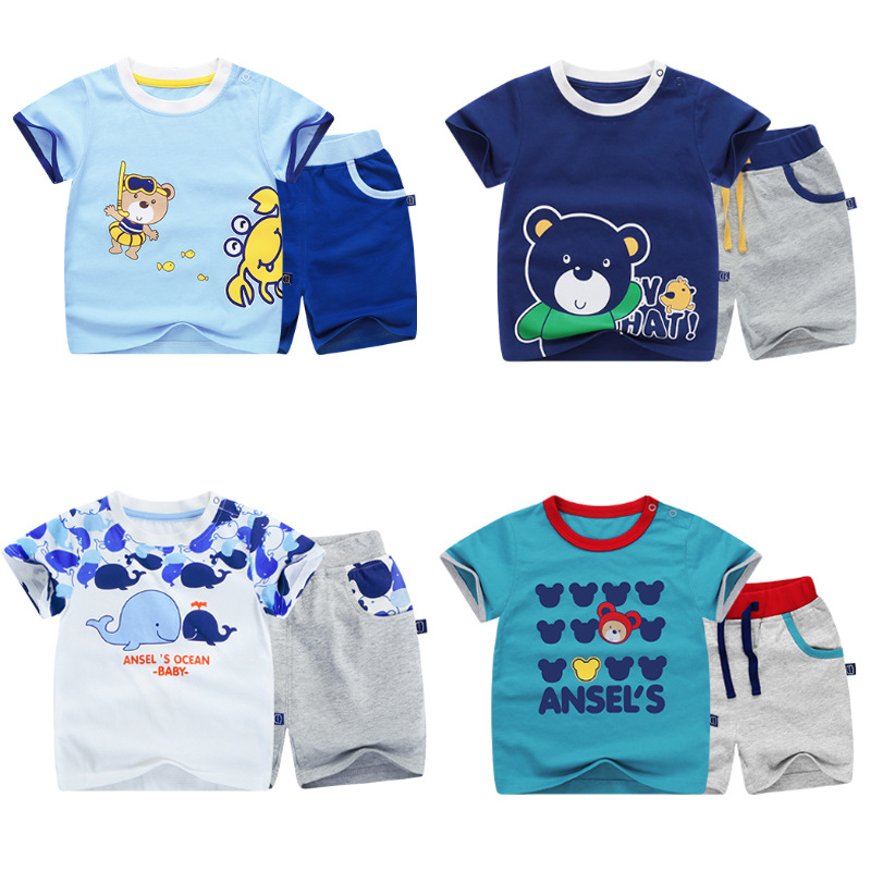 Summer Brand Children Clothing Set Baby Boys Clothes Spring Set Clothing Long Sleeve Shirt+Pants School Tracksuit 2016 brand new boys clothing set kids sports suit children tracksuit boys long shirt pants gogging sweatshirt casual clothes