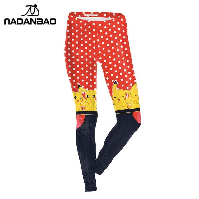 New Arrival Red leggins Cute micky rat leggins Printed  Women leggings women