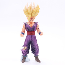 MSP Special Anime Paint Color 24CM Dragon Ball Z Super Saiyan The Son Gohan PVC Action Figure Collection Model Toy
