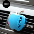 Car Cute Apple Air Outlet Perfume Car Vent Clips Automotive Car Perfume Auto Supplies Car Vents Aromatherapy Air Freshener