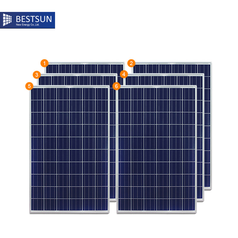 PV Industry Competitive Price 3kw Home Solar Systems Gridtied Solar Power  System 3000W On Grid Solar System With ISO9001 CE TUV In System From Home  ...