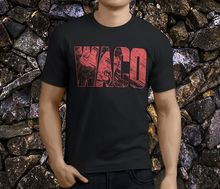 Personality MenS Waco Violent Soho Black Zomer O-Neck Short-Sleeve T Shirts