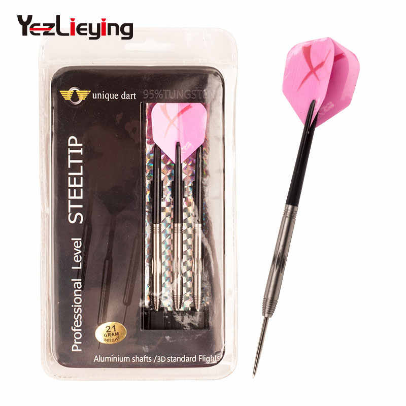 3pcs Hard Tungsten Carbide Dart 21g Professional Dart Indoor Sport Dart Pin Sport Game