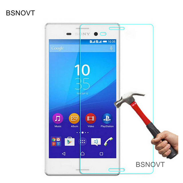 2PCS Glass For Sony Xperia M4 aqua Phone Screen Protector Tempered Glass For Sony Xperia M4 Aqua Glass For Sony Xperia M4 Aqua