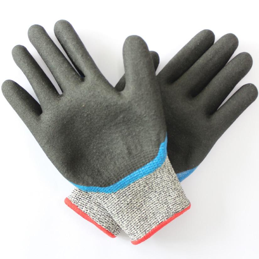 Safety Protective Glove Working Gloves Wear Resistance Anti-Abrasion Safety Gloves Labor Gloves Animal Tuinhandschoenen