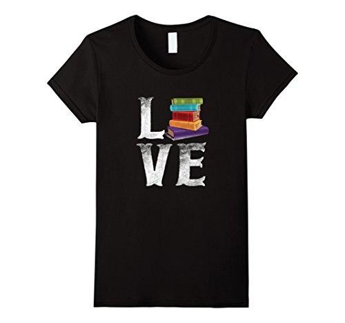 Gildan Love Reading Books Tee Reader Brain Food T Shirt Gift Nerd New Sexy T-Shirt Women 100% High Quality Woman