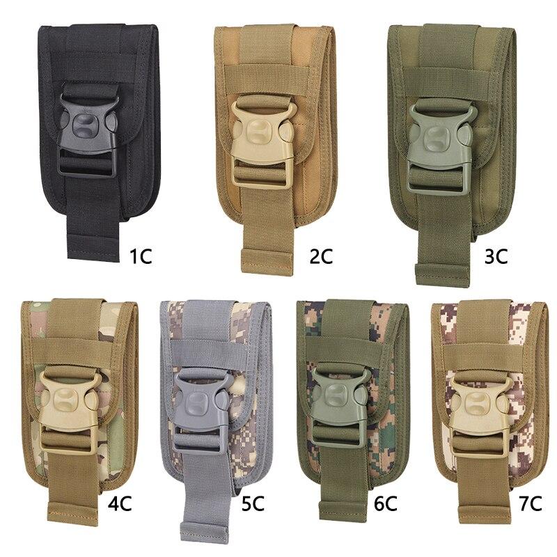 Outdoor Tactical Military EDC Molle Waist Pack Bag Phone Pouch Tool Gürteltasche