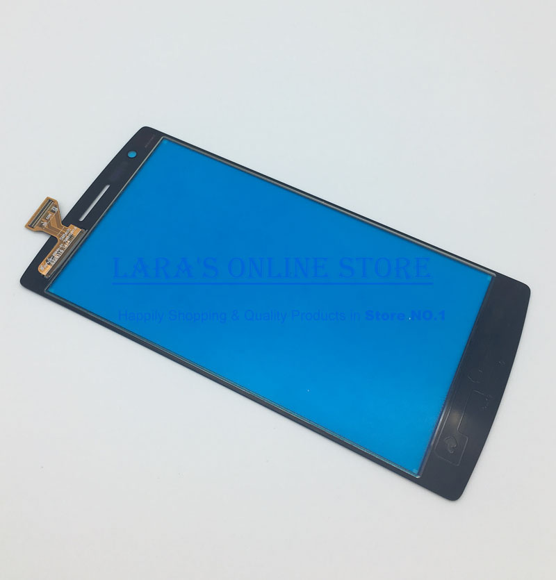 JEDX Original for Oneplus One 1+ Front GLASS with Digitizer Touch Screen Panel Assembly with Flex Cable + Free Tool