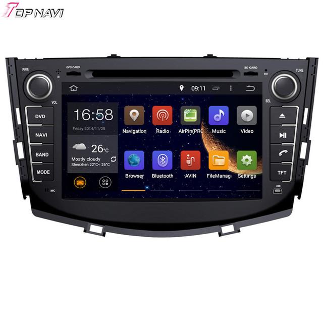 8 ''Envío Libre Quad Core Android 5.1 GPS Del Coche Para LIFAN/X60 LIFAN SUV 2011-Con Radio Estéreo de Audio Multimedia Mapa 16 GB Flash