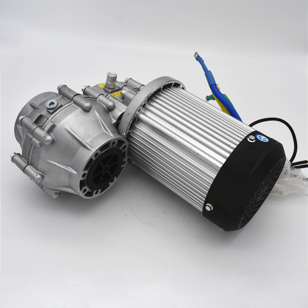 Electric traction lifting plate car motor BM1412HQF(BLDC) 1200W48/60V k10 48 24 bm