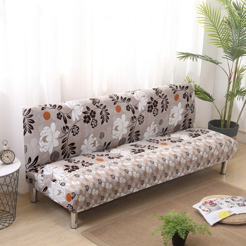 Folding Sofa Bed Cover Tight All Inclusive Slip Resistant
