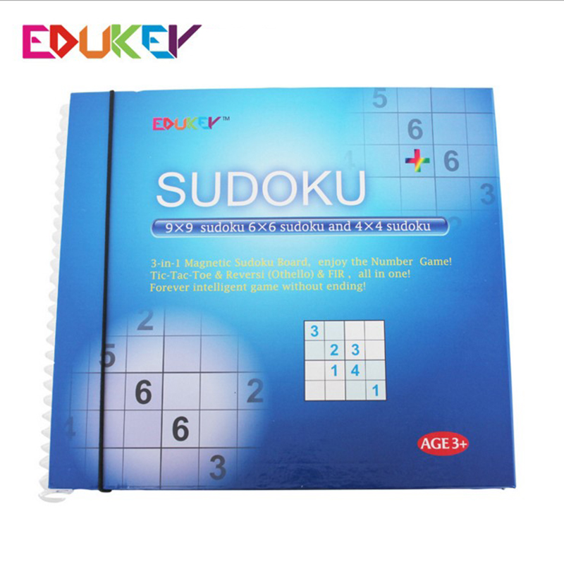 Kids Toy Of 340 Puzzles Magnetic Sudoku Based On The Latin Squares Suit For Every One Play Together A Best Hobby Gift For Family supersized book of sudoku