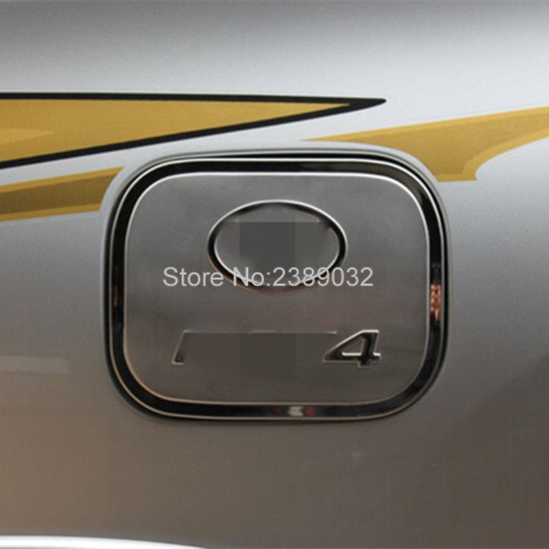 fit for toyota rav4 rav 4 2006 2007 2008 2009 2010 2011 stainless steel fuel. Black Bedroom Furniture Sets. Home Design Ideas