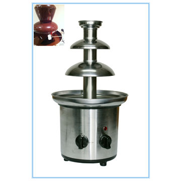 3 tiers home use chocolate fountain 3 household chocolate fountain chocolate waterfall chocolate fountain