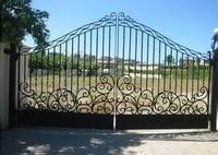 Aluminium Gates Driveway Gates Wrought Iron Gates Forged Iron Gates Hench 17