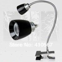 LED Light for Laptop/ Notebook 85 265v, 1*1W100 110LM Table Desk Lamp Led reading lamp White/Warm White