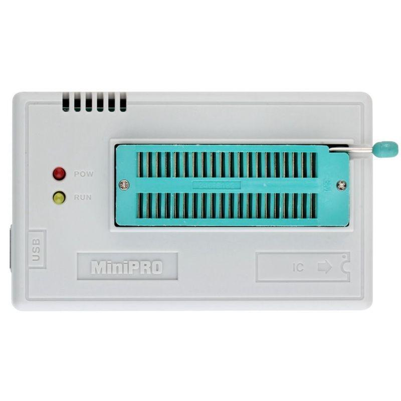 High Speed True-USB MiniPRO TL866CS Programmer USB EPROM EEPROM FLASH BIOS AVR AL PIC GOOD With High Quality 40pin ZIF